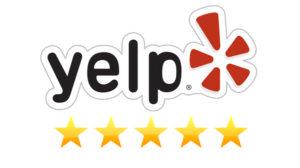 5 Star Yelp Reviews